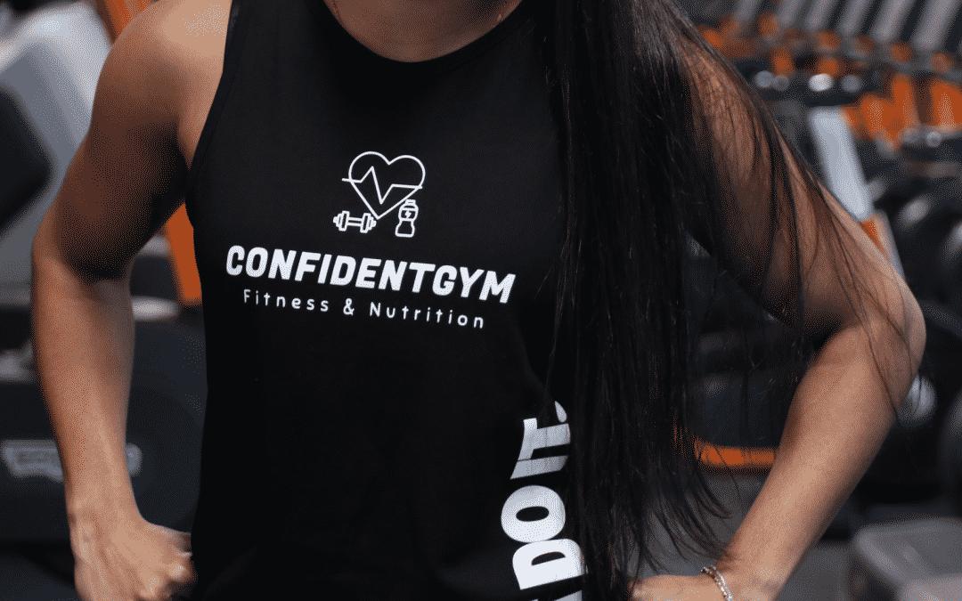Confidentgym trainer Risha kalloe - geeft personal training aan huis