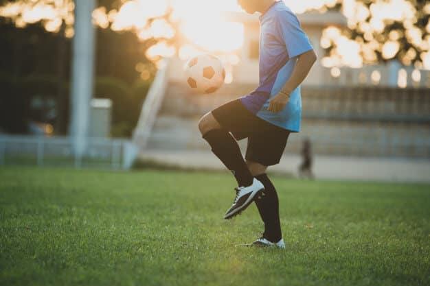 Krachttraining voor voetballers!